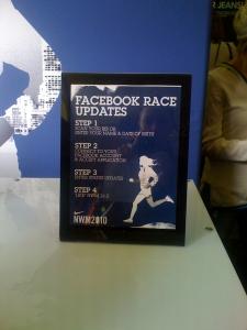 Facebook Update Station